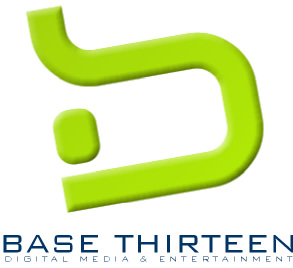 base thirteen :: digital media & entertainment